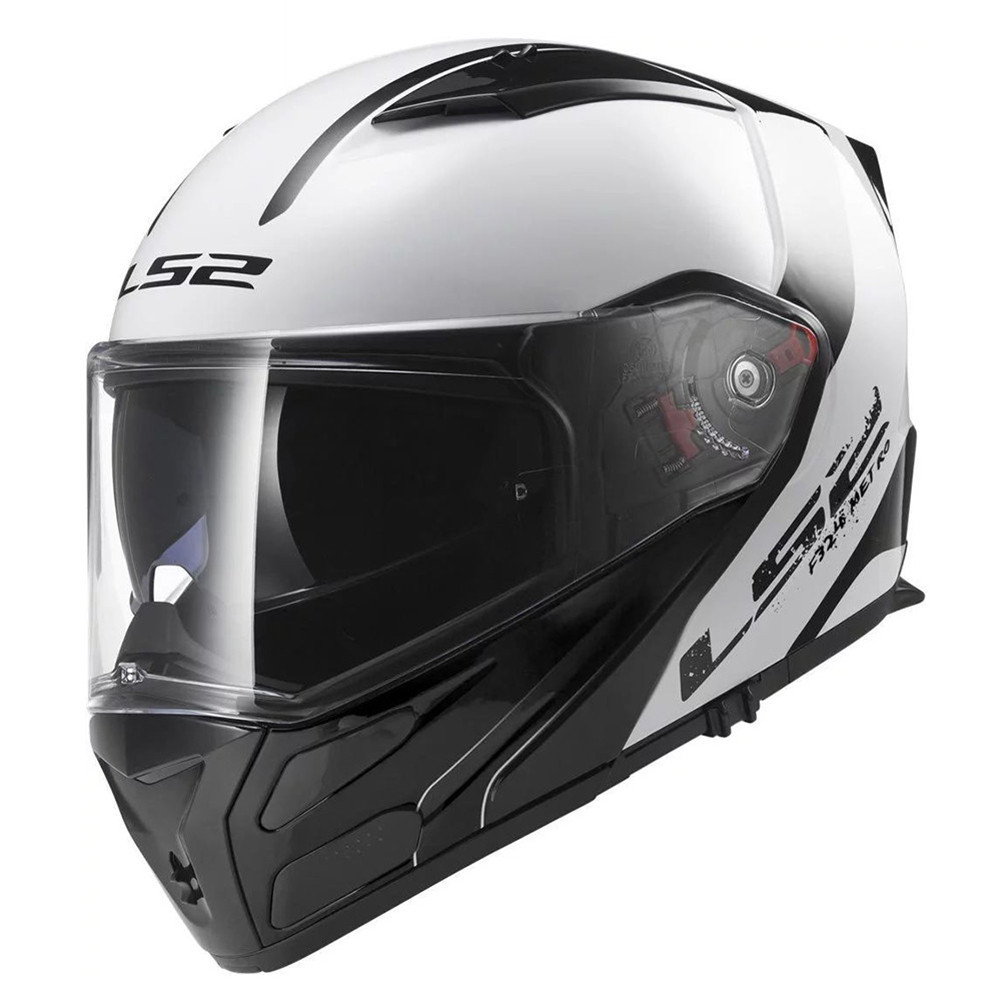 17cf12ff LS2 Metro FF324 Motorcycle Helmets Modular Full Face Flip Up Cruiser Helmets-in  Helmets from Automobiles & Motorcycles on Aliexpress.com | Alibaba Group