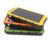 Real de alta calidad 10000 mah Banco de la Energía Solar Panel de Batería Dual usb cargador solar portátil para xiaomi iphone 5s 6 6 s huawei
