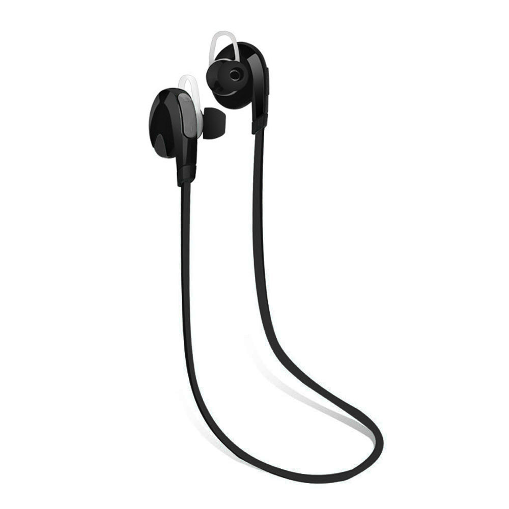 New Noise Cancelling Bluetooth Headset Wireless Sport Stereo Earphone Handfree for Cell Phone fone de ouvido bluetooth #OR hot sale ttlife noise cancelling headphones fone de ouvido bluetooth 4 1 headset portable bass stereo gaming earphone for gamer