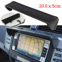 20 5cm Universal Auto GPS Sunshade Cover GPS Screen Sun Shade Visor Hood Block Car Accessories