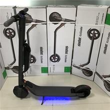 Оригинальный Ninebot KickScooter ES4 смарт-электрический скутер 30 км/ч складной Longboard Bluetooth подключение легкий скейтборд
