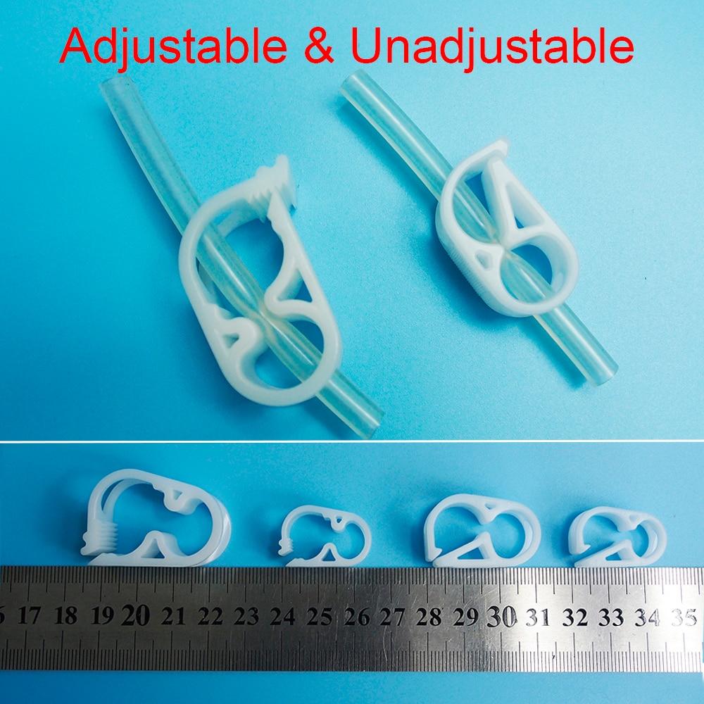 10pcs Stainless Steel Radiator Hose Kit Adjustable Metal Clamps Ø 8-10mm
