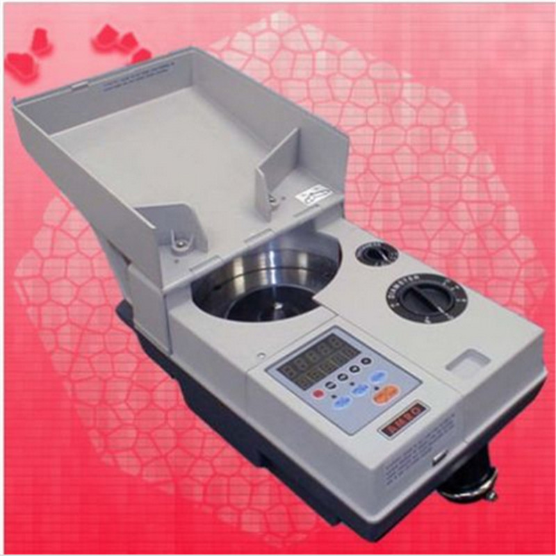 Electronic coin sorter SE-200 coin counting machine for most of countries