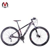 Сава горный велосипед 29 горный велосипед 29 горный велосипед углеродного волокна МТБ 29 велосипед с Shimano DEORE M6000 30 Скорость Bicicleta
