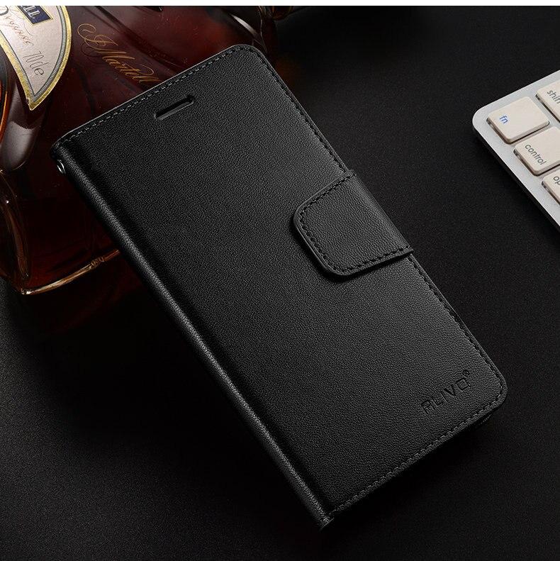 Xiaomi redmi note 5a Cas Coque Flip En Cuir + TPU Silicone Matériel Retour couverture souple cas pour xiaomi redmi note 5a pro alivo cas