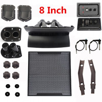 Finlemho 8 Inch Line Array Speakers AS800 Full Set Rigging Accessories For Repair DJ Speaker Stage Professional Audio System