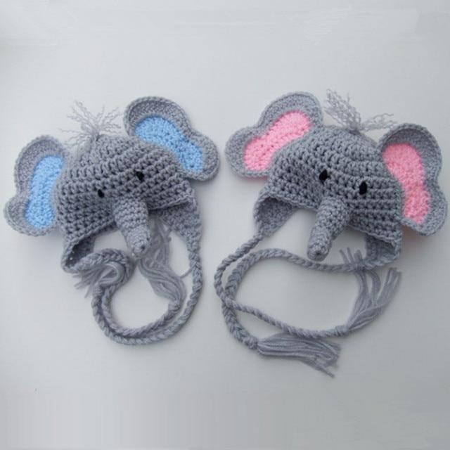 5c6cf65d7bd Novelty Elephant Hat