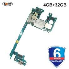 Ymitn 4 Гб разблокированная мобильная электронная панель плата Материнская плата схемы гибкий кабель для LG Google 5x H791 H790 32 Гб