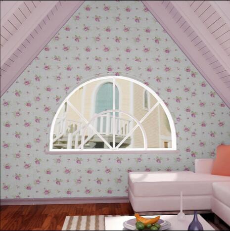 Niedrigster Preis Neue Design Wohnzimmer TV Hintergrund Schlafzimmer Wand  Wandpapierrolle Hause Dekoration Tapete Apricot Farbe 10 Mt * 45 Cm In  Niedrigster ...