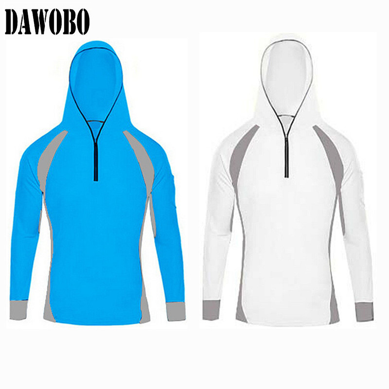 Summer style Man woman Sunscreen professional fishing breathable wicking long sleeved clothes mosquito Anti outdoor anti