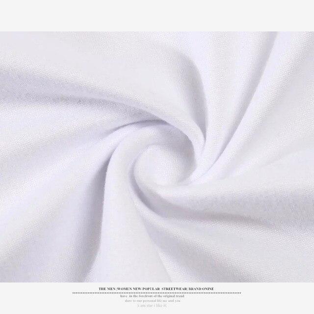 Nouveau mode solide blanc hommes mâle unisexe famille Logo personnalisé Photo impression de texte t-shirt blanc à manches courtes Parent Kid t-shirts hauts