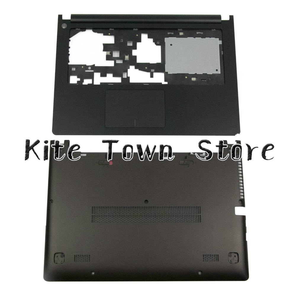 New For Lenovo Ideapad S400 S405 S410 S415 Upper Palmrest Case & Bottom Cover new for lenovo g570 g575 series palmrest case
