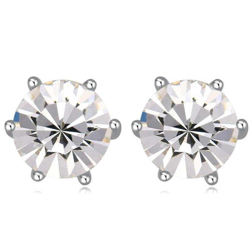 bf86bac71 ... SHDEDE Classic Fashion Jewelry Crystal from Swarovski Stud Earrings For  Women Anniversary Black Gift Box Accessories ...