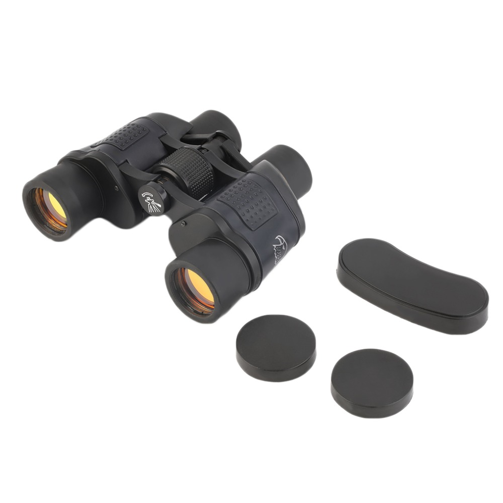 60x60 3000M HD Professional Hunting Binoculars Telescope Night Vision for Hiking Travel Field Forestry Fire Protection