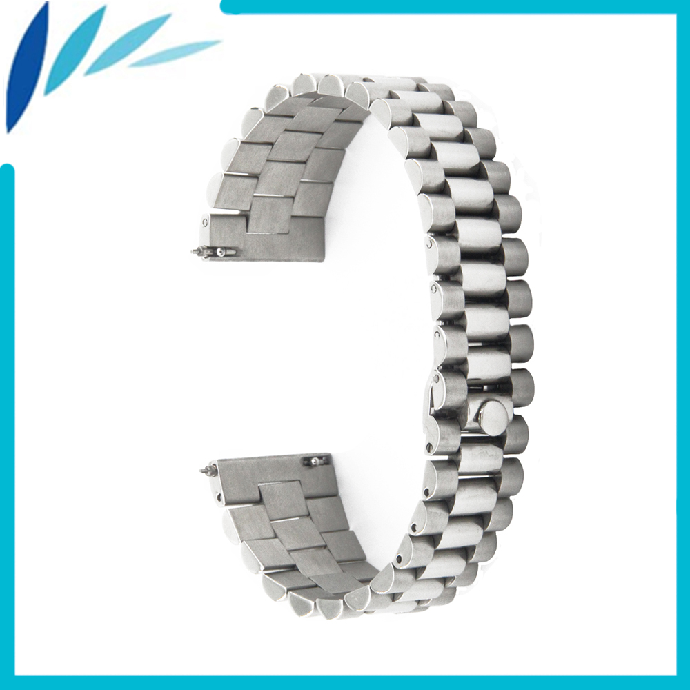 Stainless Steel font b Watch b font Band 18mm 20mm 22mm for font b Casio b