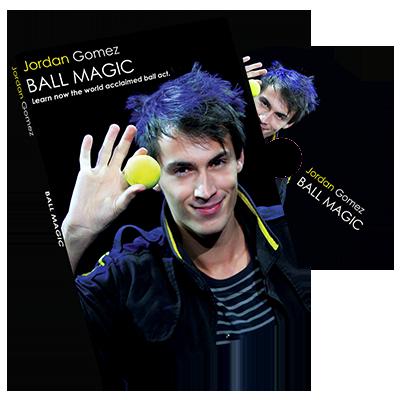 Ball Magic By Jordan Gomez Magic Tricks
