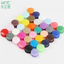 100 комплекты 12 мм Лидер продаж круглый Пластик кнопки пододеяльник, простыня пуговица с американским флагом аксессуары для новорожденных прищепки для одежды