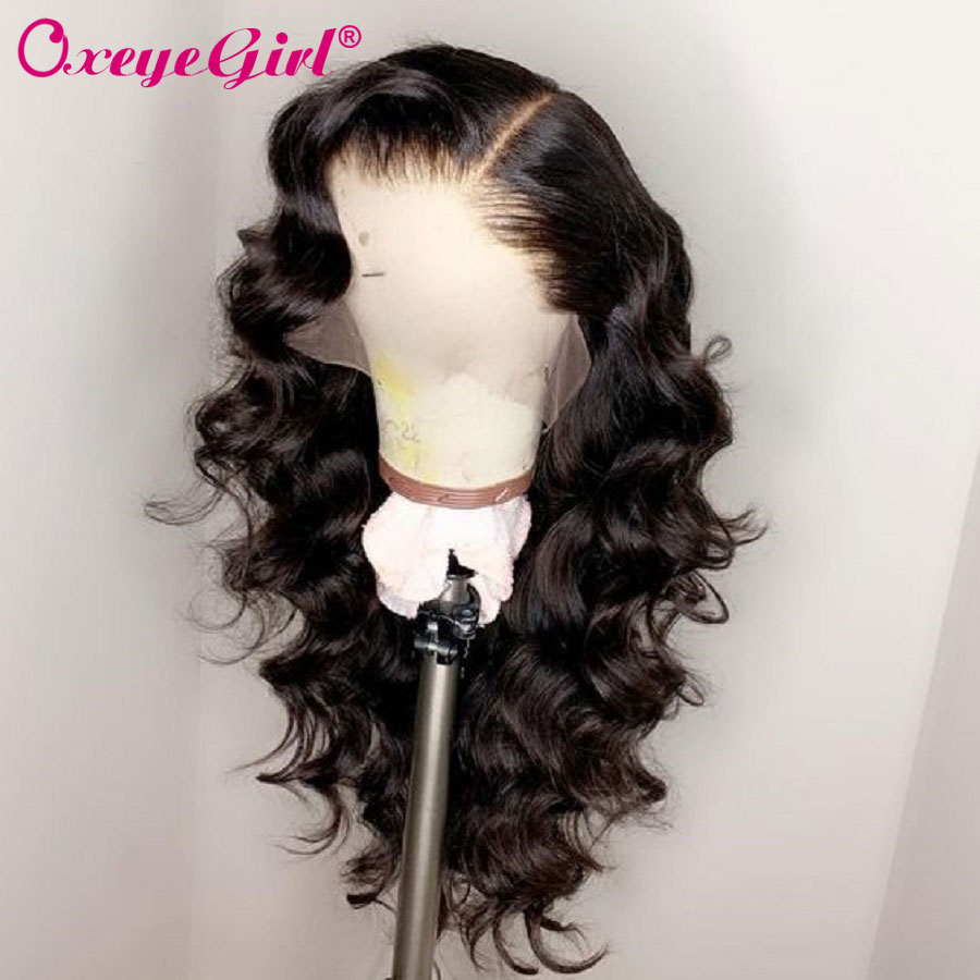 13x6 Lace Front Wig With Baby Hair Brazilian Body Wave Wig 13x4 Lace Front Human Hair