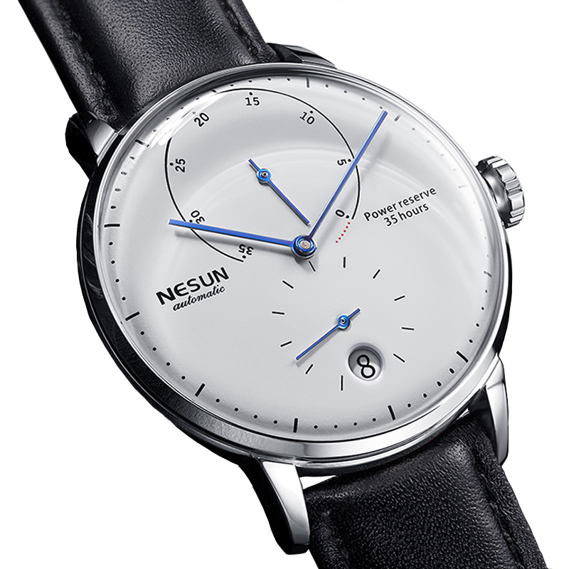 Japan Luxury Brand Nesun Watch Men Import Movement Automatic Mechanical Men's Watches Sapphire relogio masculino watch N9603