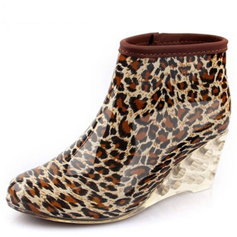 Online Buy Wholesale High Heeled Wellies From China High