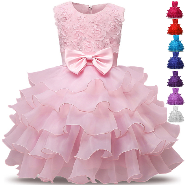 c94e829b8618 kids dresses for girls age 7 8 9 10 years wedding party school prom ...