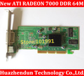 New ATI Radeon 7000 64M AGP DVI Video Card Graphic Card high Quality Radeon7000