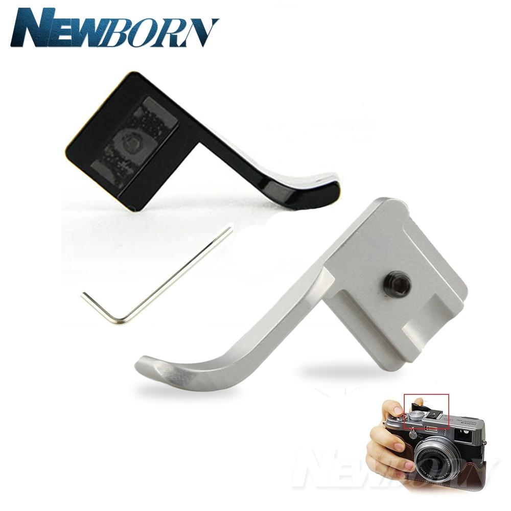 Hand Grip Thumb Grip Up For Hot Shoe Finger Handle Buckle Fuji Fujifilm X10 X100 X-E1 X-M1 XE-1 XE1 &lympus EP1 EP2 EP3 EPL1