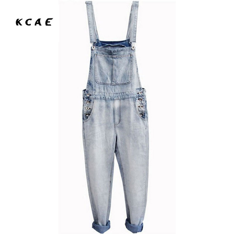 2015 New Men's Denim Overalls Trousers Suspenders Extra Large Biggest Size S-5XL Men Denim Rompers Jumpsuits Pants Jeans men s bib jeans 2016 new casual front pockets blue denim overalls boyfriend jumpsuits male suspenders jeans size m xxl