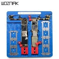 Haute Température Résistant PCB Carte Mère Test Fixture Jig Support D'entretien De Réparation plate-forme Pour l'iphone 8 8 P 7 7 P 6 6 S 5 5S