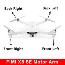 Xiao Mi FIMI X8 SE RC Drone Helicopter Motor Arm RC Quadcopter Spare Parts Repair Tool Replacement Accessories(China)
