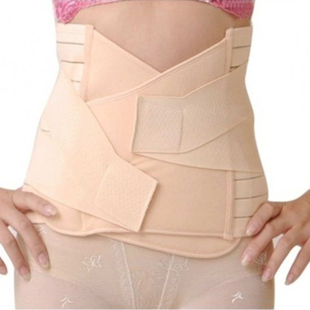 Postpartum Slimming Belly Belt Women Tummy Control Bandage Bodyshaper Belly Bands SENERY