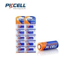 2 шт/10 шт PKCELL 12V 23A 23AE 21/23 23GA MN21 щелочная батарея для дверной звонок, пульт дистанционного управления, сухая батарея