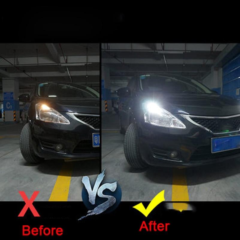 CANBUS T10 W5W 4014 SMD 24 LED világítási fény a Nissan Qashqai - Autó világítás - Fénykép 6