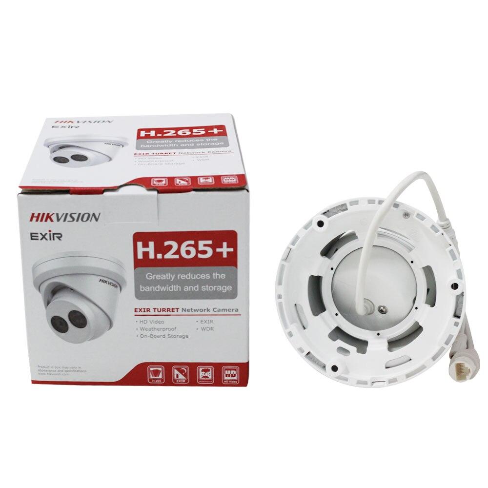 Hikvision 8CH 4K POE nvr zestaw system bezpieczeństwa cctv 4 sztuk na zewnątrz 8MP sieci wieży IP kamera POE P2P system monitoringu wizyjnego