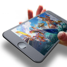 Anti Blue Ray Light 3D Matte Tempered Glass For iPhone 6 6s 7 8 Plus 8Plus