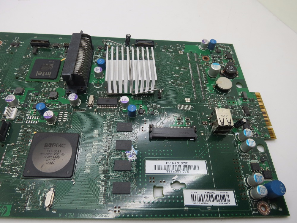 New Original for HP 5525 Interface board Good quality main board original new interface board for hp 5520 ce508 60001 board motherboard for hp 5525