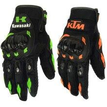 Motorcycle Gloves Luva Motoqueiro Guantes Moto Pu Leather Sport Downhill Motocross Gloves Racing M/L/XL/XXL