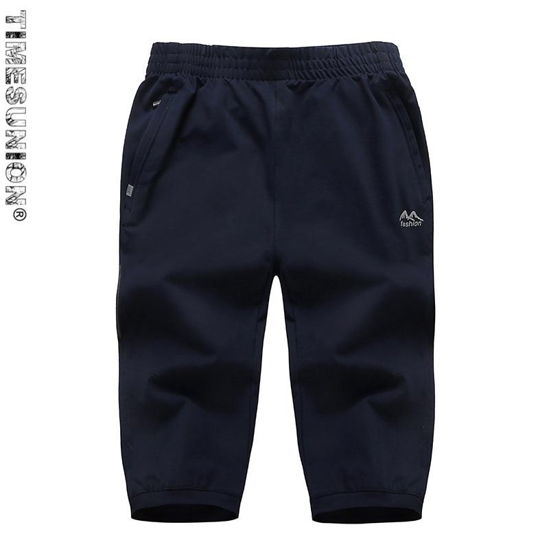 Aliexpress.com : Buy 2017 Summer New Shorts Men Slim Fit cotton ...