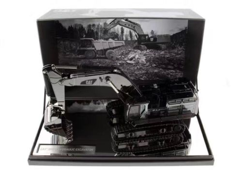 DIECAST MASTERS 85547 1:50 SCALE CAT 390F L HYDRAULIC EXCAVATOR *GUN METAL* NEW rare hitachi zaxis 210 hydraulic excavator 1 40 scale diecast model