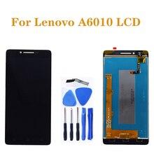 5.0 inç Lenovo A6010 LCD + dokunmatik ekran dijital dönüştürücü değiştirme için Lenovo a6010 ekran onarım parçaları + araçları