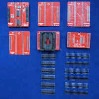 オリジナルアダプタ TSOP32 TSOP40 TSOP48 SOP44 ZIF アダプタキットのみ MiniPro TL866II プラス TL866A TL866CS ユニバーサルプログラマ