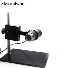 Promo offer 1PCS Adjustable Stand 8 LED 500X USB Digital Microscope Endoscope For 2000/Win7/XP/Mac OS/Vista System