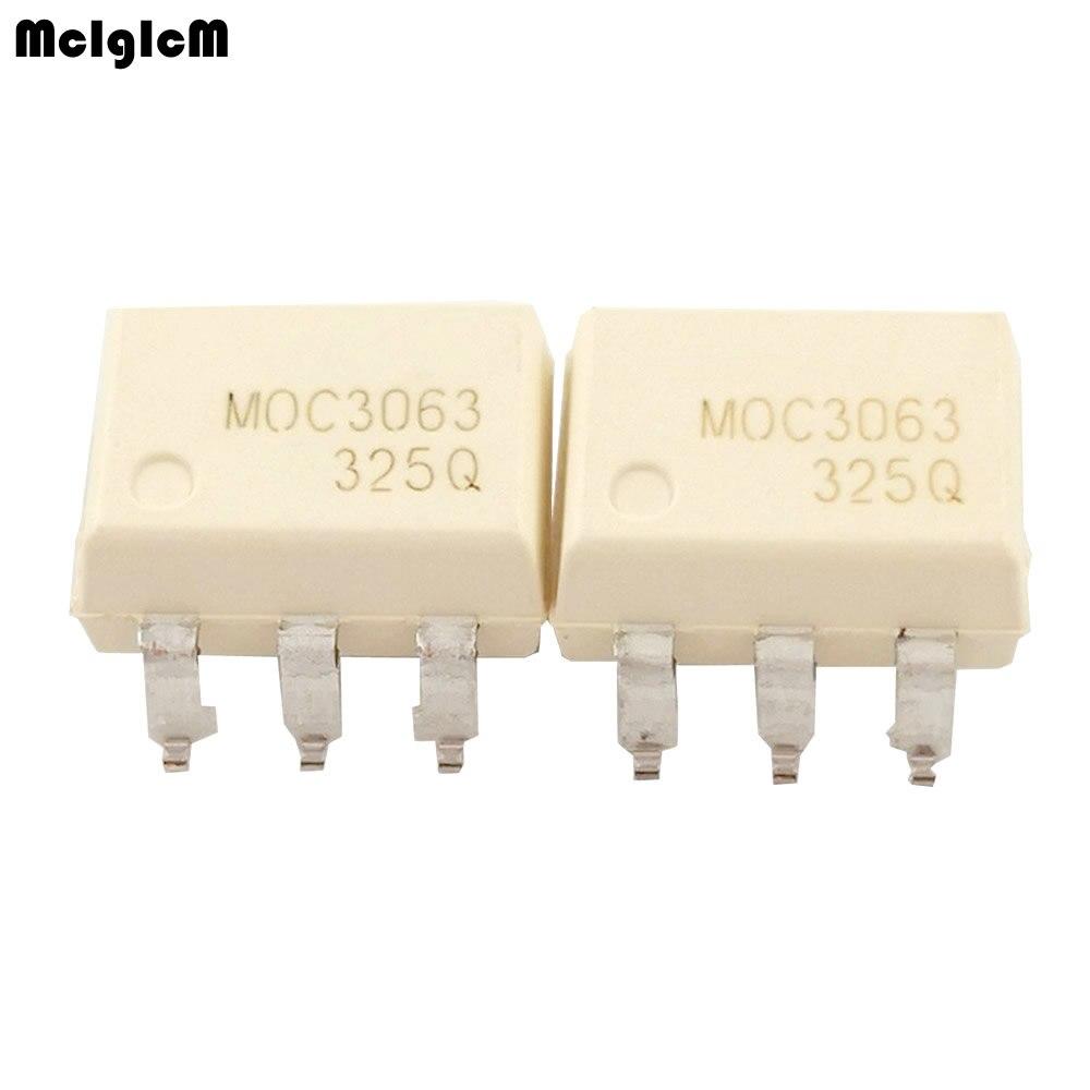100pcs/lot moc3063 sop6 optocoupler moc3063 SMD100pcs/lot moc3063 sop6 optocoupler moc3063 SMD