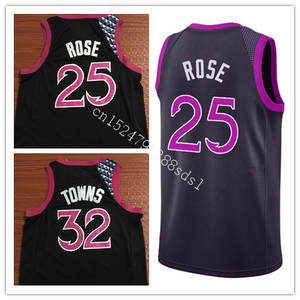 sports shoes 87d31 71cd4 best price karl anthony towns throwback jersey e6607 0caff