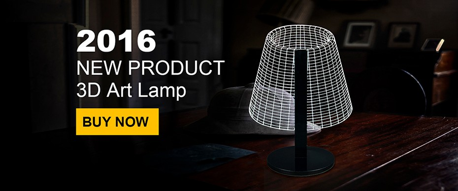 Promotion for CNHIDEE 3D Led Night Light (3)