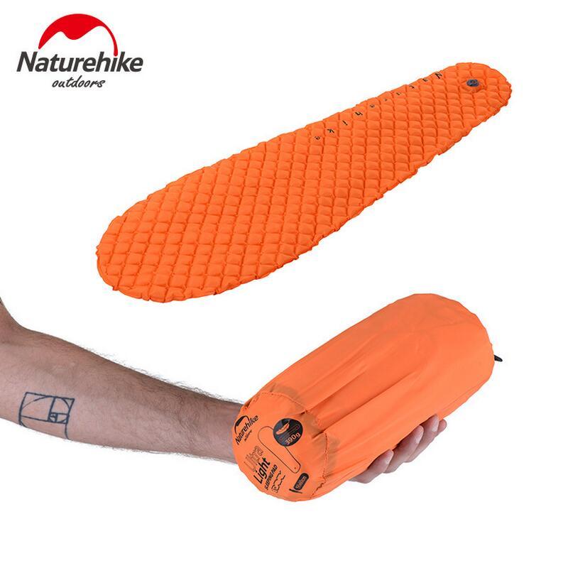 Naturetrekking matelas gonflable extérieur tente air matelas matelas de couchage ultra-léger Camping tapis air lit sac de couchage accessoires
