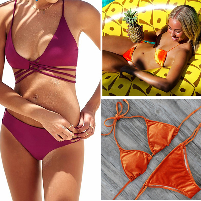 Sexy Swimsuit Swimwear Women 2017 Brazilian Bikini Set Push Up Bathing Suit Biquini Maillot De Bain Femme Beach Wear Swim Suit hustler туфли с леопардовой танкеткой