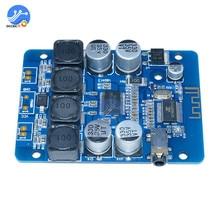Tpa3118 placa amplificador receptor bluetooth estéreo alto falante de potência 2x30w áudio digital módulo amplificador de som kit diy
