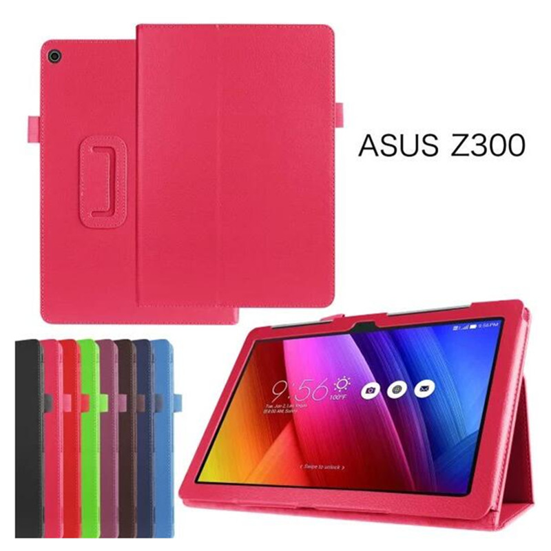 For Asus ZenPad 10 / Z300 Z300C Z300CL Z300CG Z300M Z301 Z301ML 10.1 inch Tablet Case 360 Rotating Bracket Flip Leather Cover asus zenpad 3s 10 z500m tablet pc