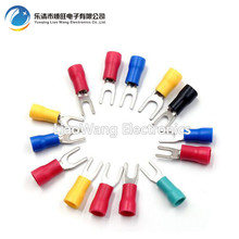 100PCS/LOT SV1.25-3.2/3.5/3.7/4/5/6/8 Cold pressing end head fork-shaped insulated end head u-shaped end head head струна head fxp page 5